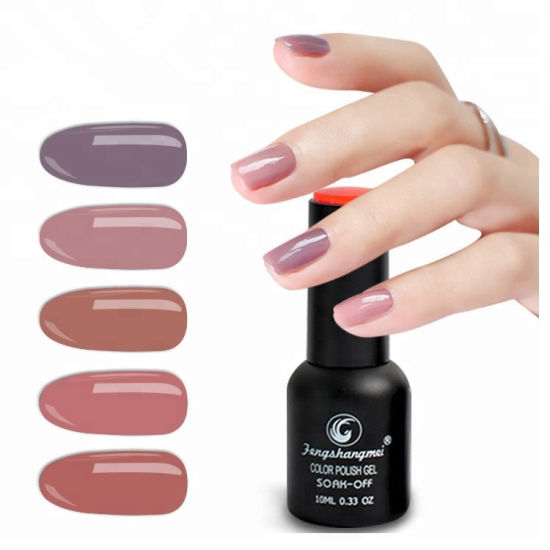 Wholesale Long Lasting 61 Colors 3 Steps Gel Nail Polish pictures & photos