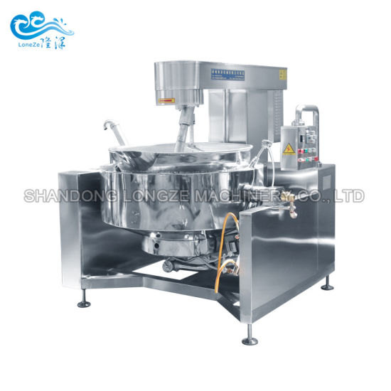 Commercial Hot Sale Hot Chili Red Pepper Tomato Ketchup BBQ Sauce Making Cooking Machine