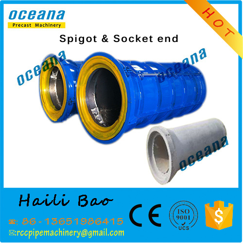 Suspension Roller Precast Concrete Culvert Drainage Pipe Making Machine/Production Lin pictures & photos