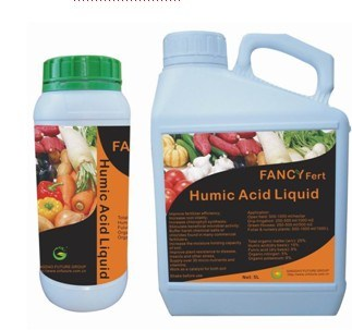 Organic Fertilizer Humic Acid with Fulvic Acid