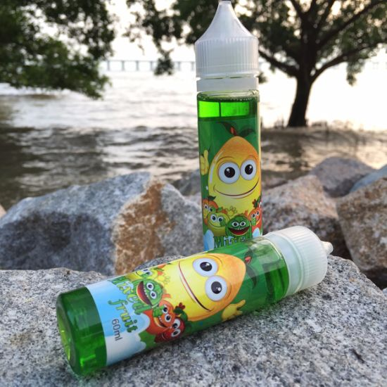 China Tpd Approved Vapor Juice for All Vapor Online Store