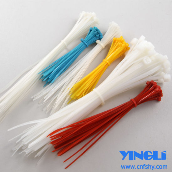 Pull Tight Nylon Cable Tie in 100% New PA pictures & photos