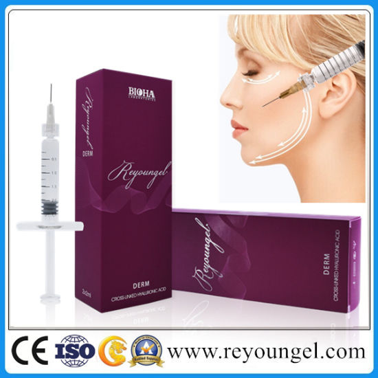 Reyoungel Hot Sales Hyaluronic Acid Facial Dermal Filler pictures & photos