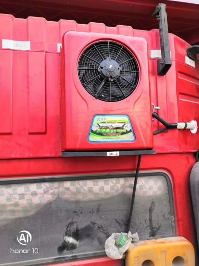 Cooling Air Conditioner for Truck with DC24V and DC12V Model B
