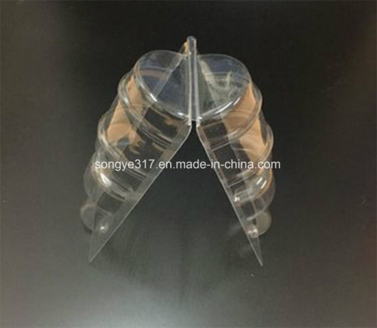 PVC Clear Folding Blister Pack pictures & photos