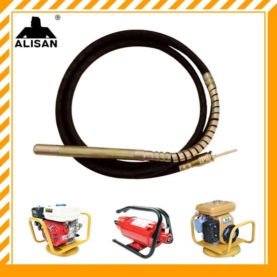 Japanese Type Concrete Vibrating Pipe with 38mmx6m Concrete Vibrator