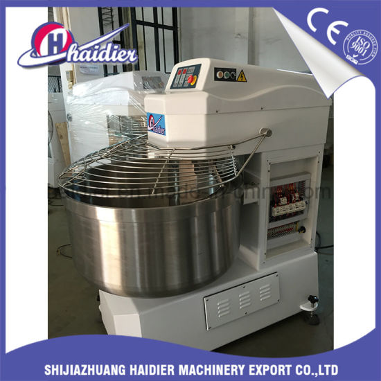 China Industrial Baking Bread Mixing Machine Knead Dough