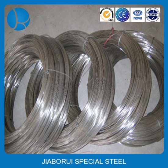 AISI304 Stainless Steel Wires 2~30mm Outer Diameter pictures & photos