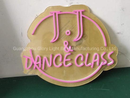 High Brightness Flexible DC12V LED Neon Light Rope for Letter Sign
