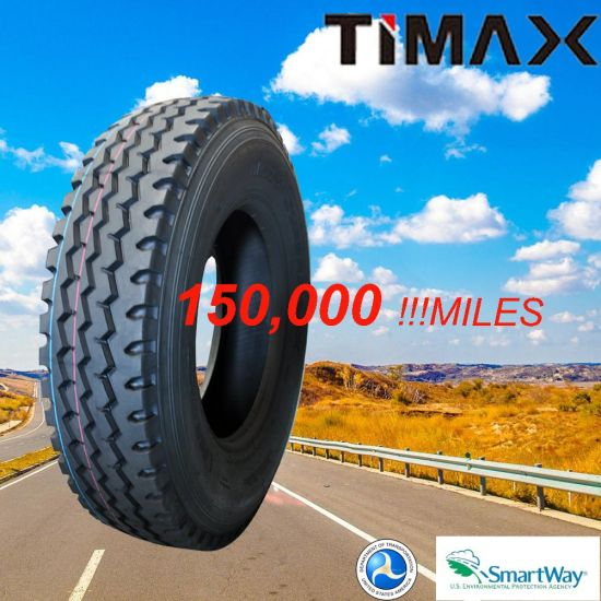 Timax Advanced Quality 11r22.5 295/75r22.5 11r24.5 285/75r24.5 Radial Truck Tire with DOT Smartway pictures & photos