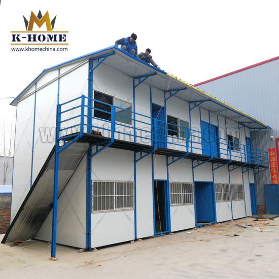 High Quality Temporary Worker Camp Prefabricated House