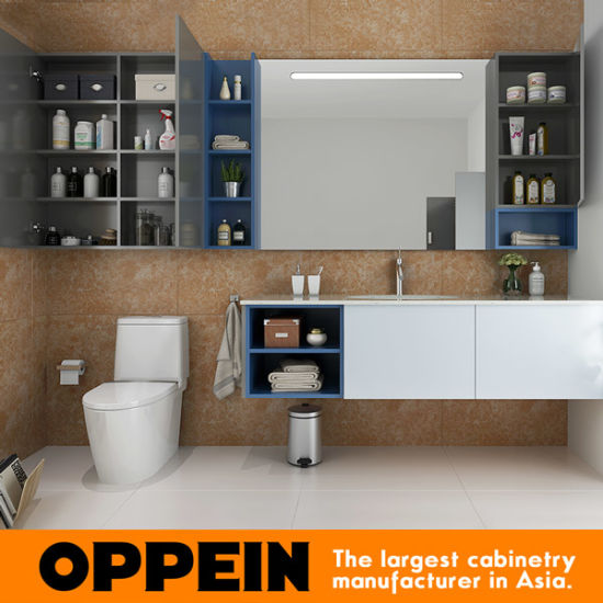 bathroom cabinets furniture modern. Oppein Modern Bathroom Furniture Set Wall-Mounted Medicine Cabinets (BC17-A01) N