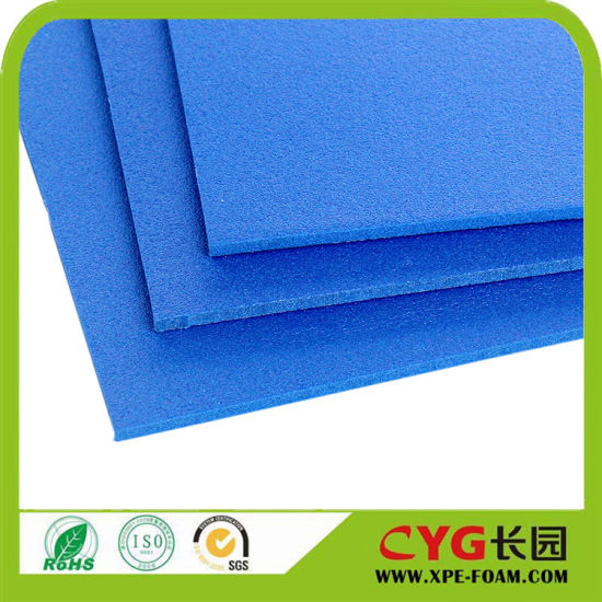China Sports Safety Material / XPE Foam Material