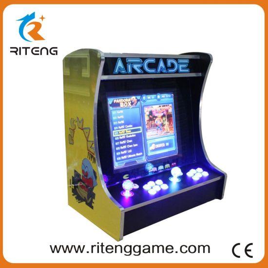 Pacman Mini Bartop Arcade Cabinet 2 Players Games Machines