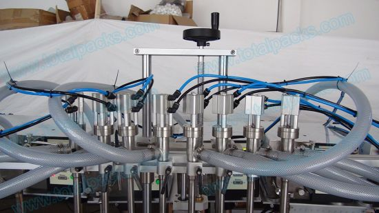 Eight Nozzles Bottle Filling Machine for Tomato Juice (GPF-800A) pictures & photos