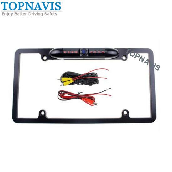 Car License Plate Waterproof Backup Camera