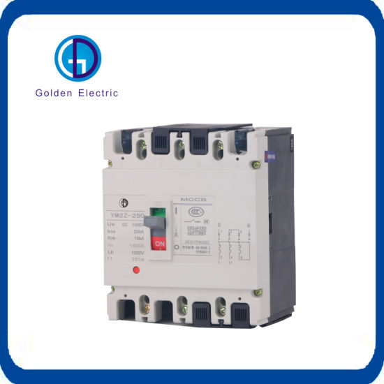 2p PV Switch Moulded Case Circuit Breaker DC MCCB