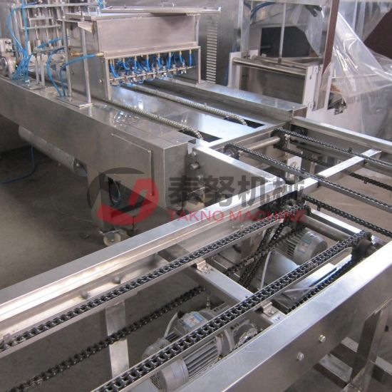 100-500kg Muffin Cake Production Line pictures & photos
