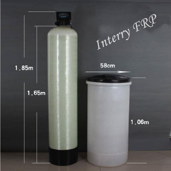 High Performance Natural FRP/GRP Pressure Tanks for Water Softner pictures & photos