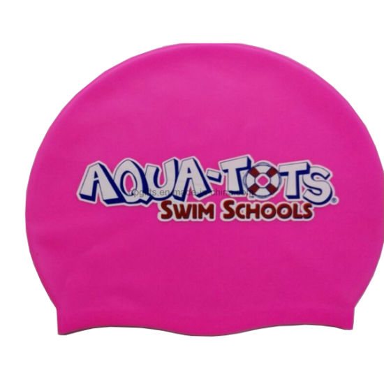 Promotional Gifts Wholesale Waterproof Swimming Cap Silicone pictures & photos