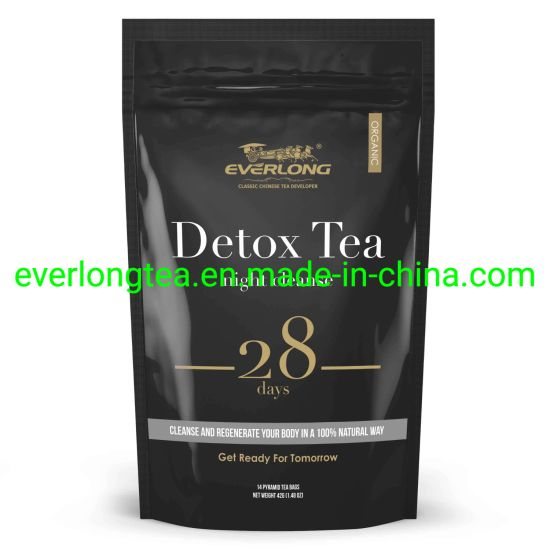 Detox Tea - 28 Days Night Cleanse - Get Ready for Tomorrow