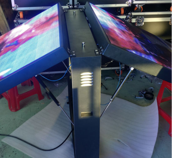 Programmable Full Color LED Digital Display Panel Sign Commercial Advertising HD LED Screen Wireless