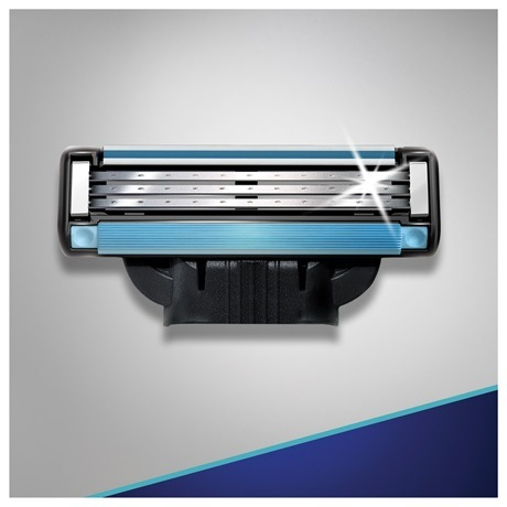 Mach3 New Style Men's Razor Blade Compatiable for Gillette Handle