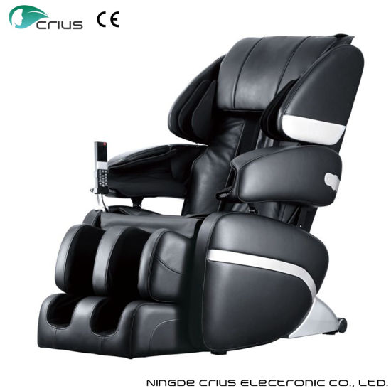 8 Point 3D Zero Gravity Massage Chair pictures & photos