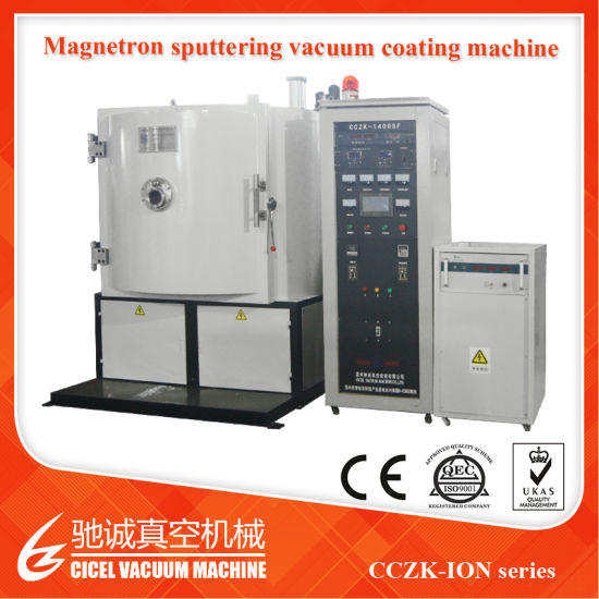 Cicel Vacuum Chrome Plating System for Plastic Magnetron Sputtering Chrome Coating Equipment Vacuum Deposition System (CCZK-ION)  sc 1 st  Wenzhou Cicel Vacuum Machine Co. Ltd. & China Cicel Vacuum Chrome Plating System for Plastic Magnetron ...