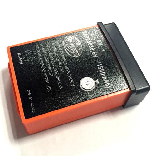 Powery Bater/ía para Mando de Gr/úa HBC BA225030