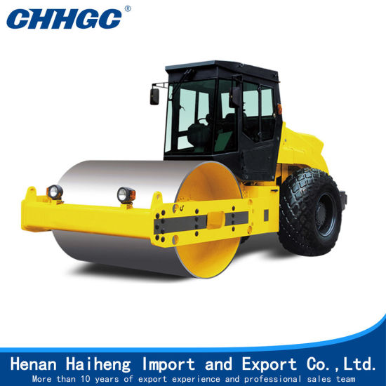 Chinese ISO New Single Drum Roller Hot Selling Market in UAE