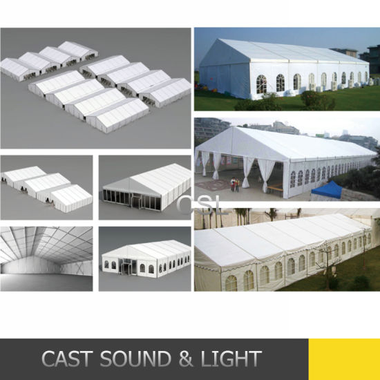 Ridge Tent Truss System Stage Tower Aluminum Structure Roof pictures & photos