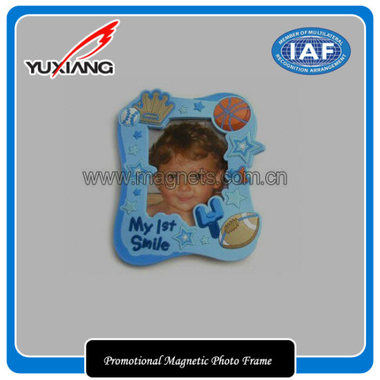 Chinese Promotional Magnetic Photo Frame pictures & photos