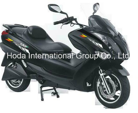Speed 120km/H Electric Scooter DOT/EEC Motorcycle Bikes (6000W-A) pictures & photos