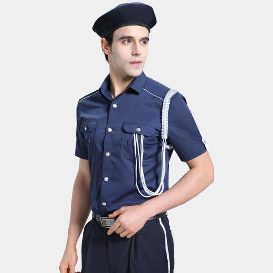 China Manufacture Uniform Product Supply Type Security Guard
