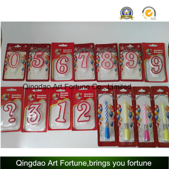 Hot Sale New Design Birthday and Party Candle pictures & photos