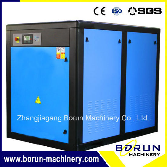 Rj Series Air Cooled 80 to 120 Cfm 18 Kw Screw Air Compressor with Best  Price