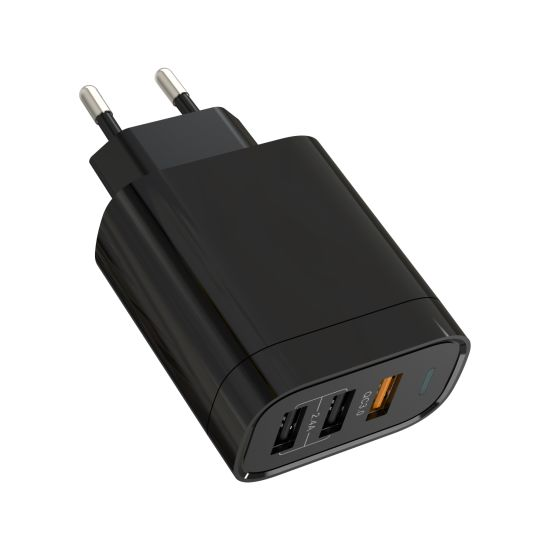 Pd45W 3A USB Charger/Wall Charger / Battery Charger/ Travel Charger for Mobile Phone