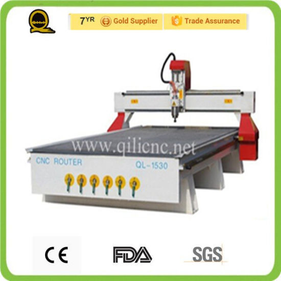 Cheap Vacuum Table Woodworking Tools Machine From China Ql 1530