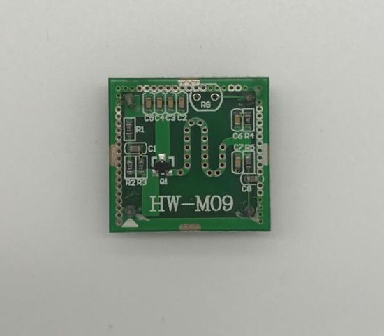 3.3V Output Doppler Microwave Radar Sensor with CE Hw-M09 Motion Sensor Module pictures & photos