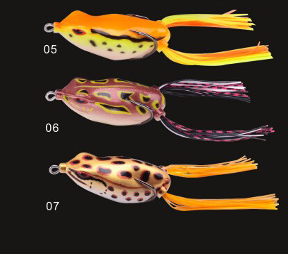 High Quality and Good Durable Frog Soft Lure Frog Lure pictures & photos