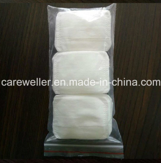 Square Cosmetic Cotton Pad for Skin Care pictures & photos