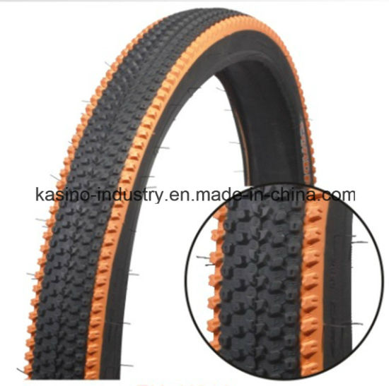Colorized MTB Bike Tyre/Tire 20X1.95, 24X1.95, 26X1.95