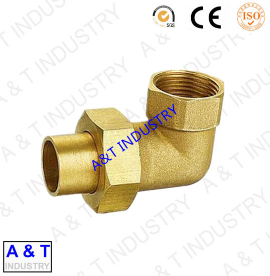 Factory High Quality Plumbing Brass Pipe Fitting