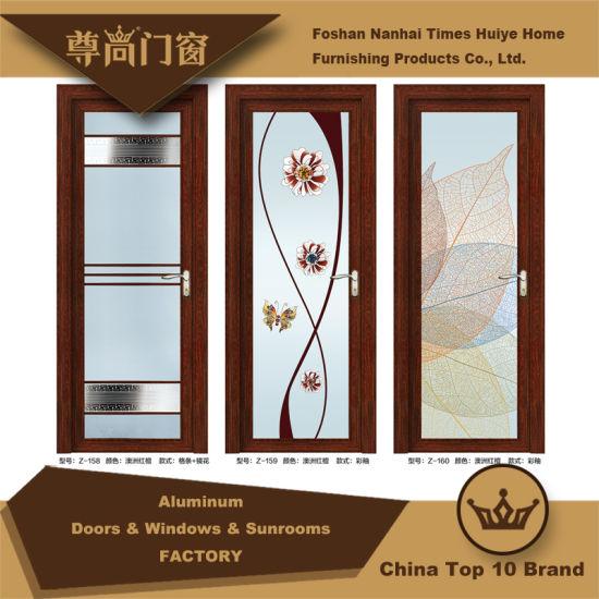 Aluminium Aluminum Doors Windows And Hinged Door