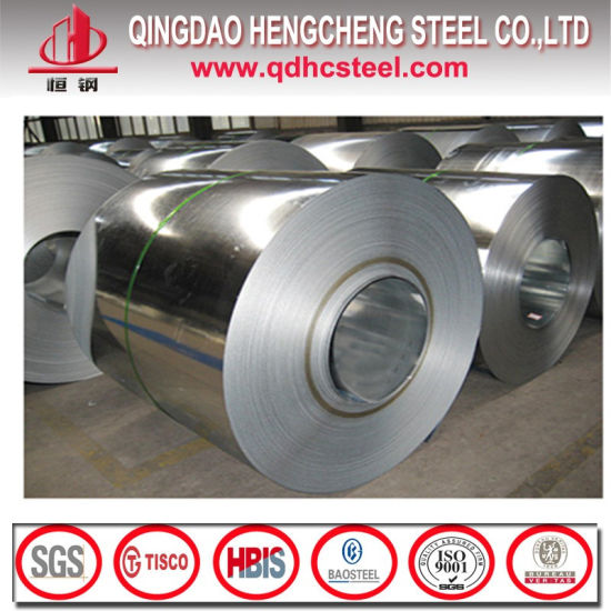 Hot Dipped Galvanized Iron Steel Coil for Roofing Material pictures & photos