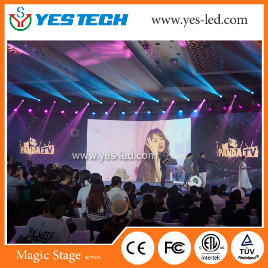 High Denifition P3/P4mm Rental LED Display Sign pictures & photos