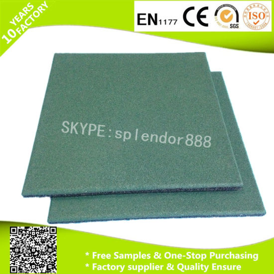 20mm Playground Rubber Mats pictures & photos