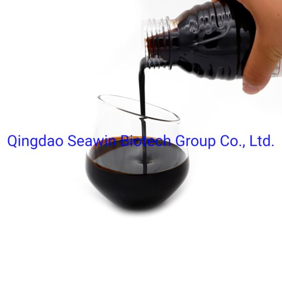 Seaweed Gel High Concentrated NPK Fertilizer From Double Seaweed Organic Fertilizer for Plants