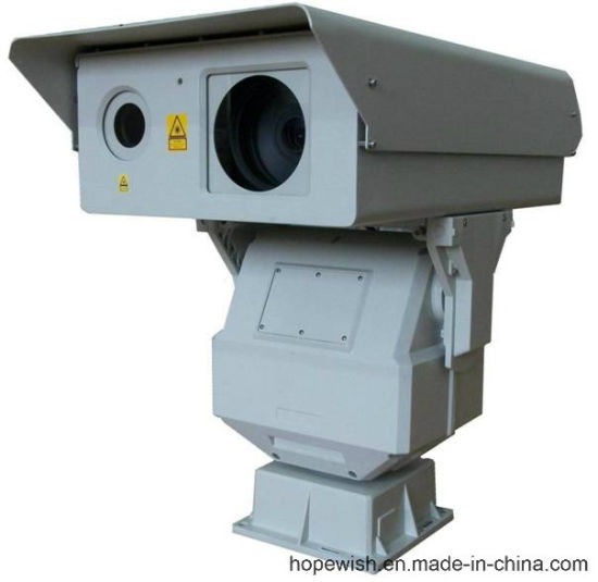 Long Range PTZ IR Laser Night Vision Camera 2km IP66 pictures & photos